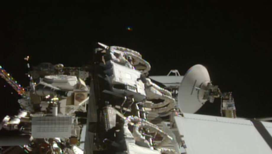 ustream iss space station - photo #1