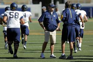Cal coach Sonny Dykes feeling at home in Berkeley - Photo