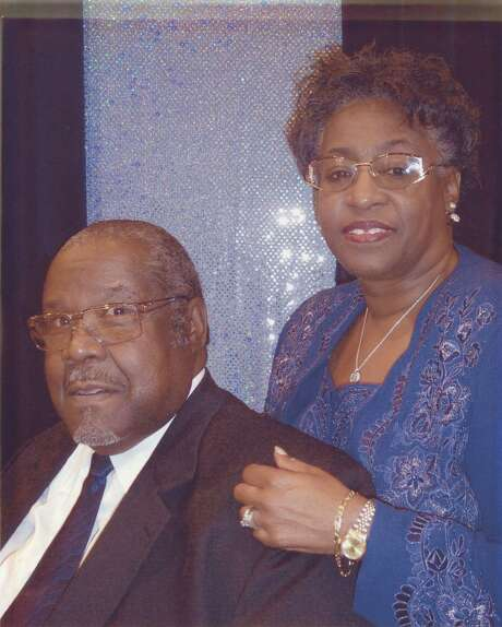 "Dr. J. Carlton Allen and his wife, Alice Marie Allen, were viewed as a ""young, vibrant couple,"" a church member recalled, when Allen became pastor of New Mount Pleasant Baptist Church in 1967. Photo: /Courtesy Photo / Family photo"