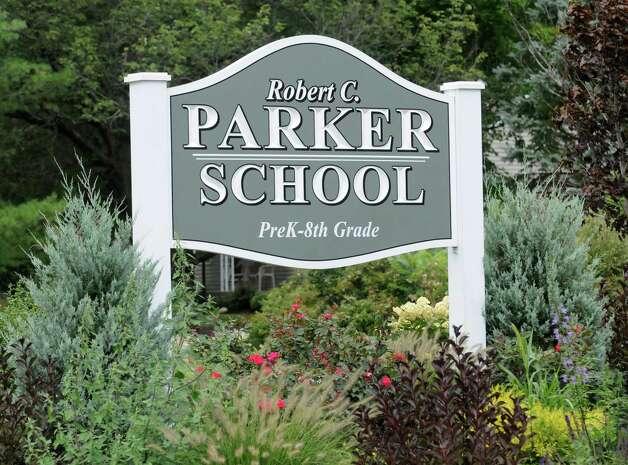 Sign for Robert C. Parker School on Thursday, Aug. 27, 2015 in Wynantskill, N.Y. (Lori Van Buren / Times Union) Photo: Lori Van Buren / 00033153A