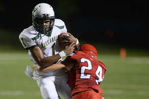 Run game leads East Chambers past Deweyville - Photo