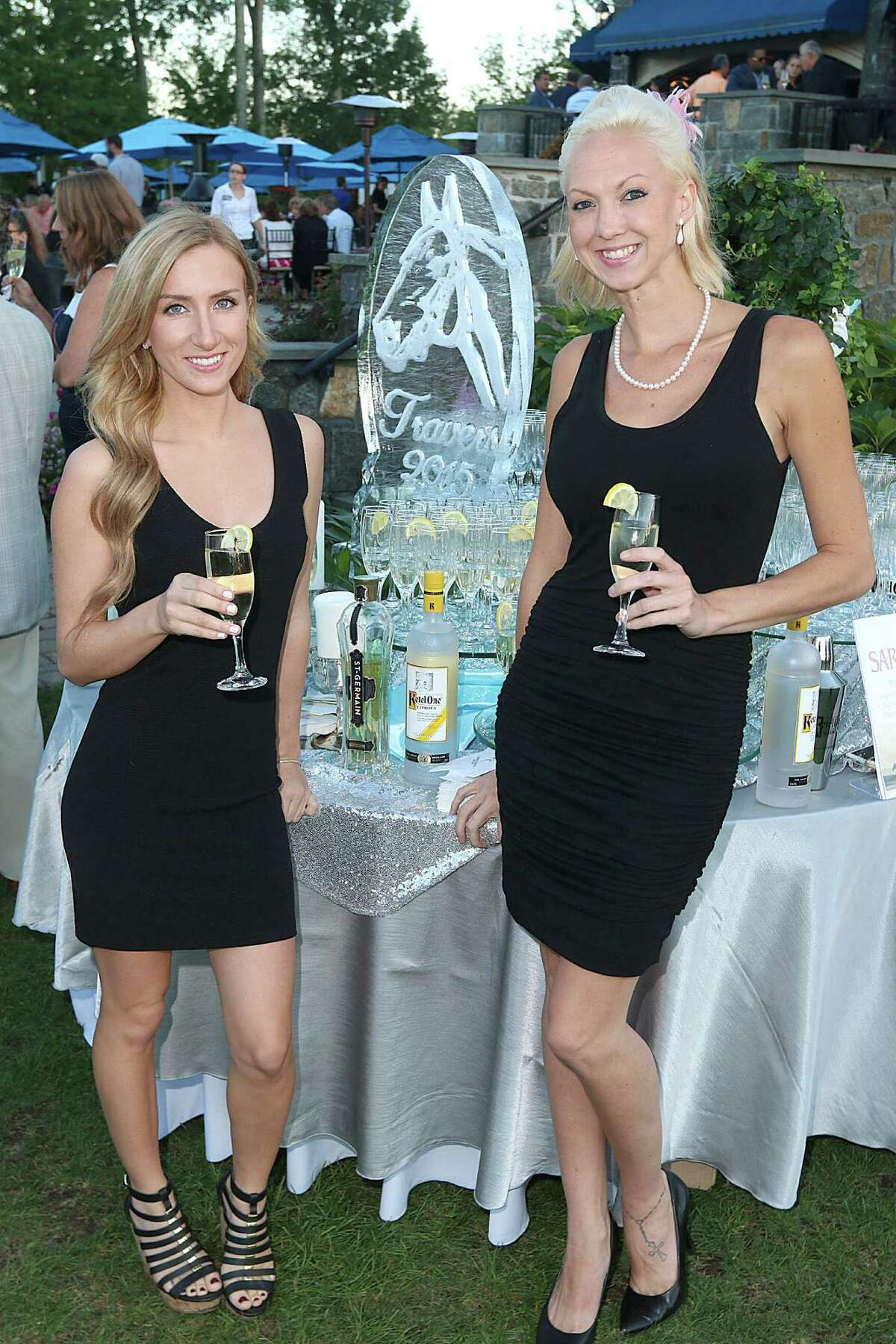 Were you Seen at The Travers Celebration at Saratoga National Golf Course in Saratoga Springs on Thursday, Aug. 27, 2015?