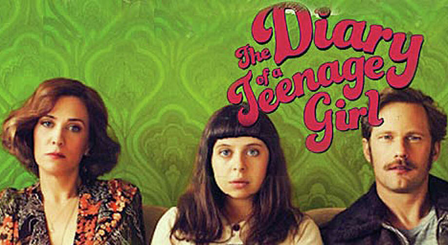 """Diary of a Teenage Girl"" is a new movie about a 15-year-old's exploration of sexuality in 1976. Photo: Contributed / Contributed Photo / Westport News"