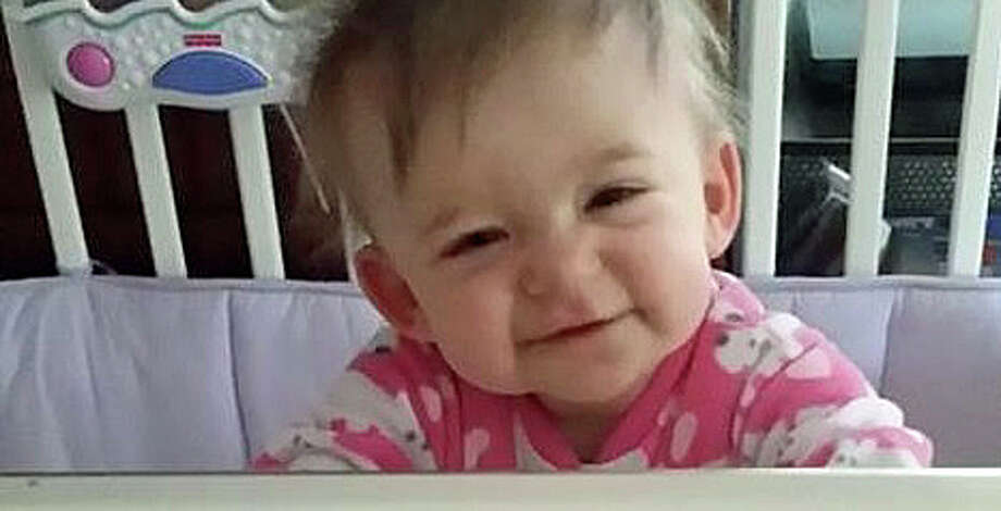 Lillian, a 1-year-old girl needs a heart transplant. Her mother, Candice Johnson, has started a Go Fund Me page to raise money for the operation. On Saturday, Aug. 29, 2015, a benefit sofrtball tournament will be held at Foote Field in Milford for Lillian. Photo: /