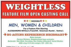 Hollywood casting call in Troy for September - Photo