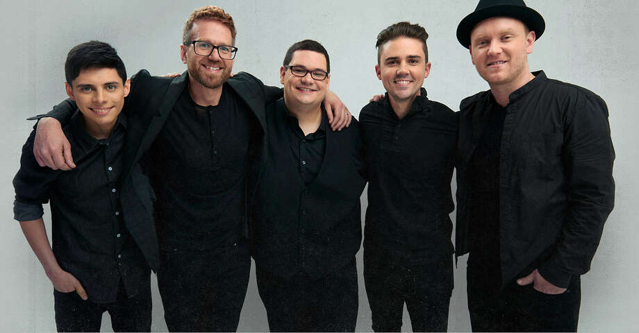 Sidewalk Prophets will visit Houston on Tuesday for a free show at Chik-Fil-A and return on tour Oct. 16. Photo: Fervent Records