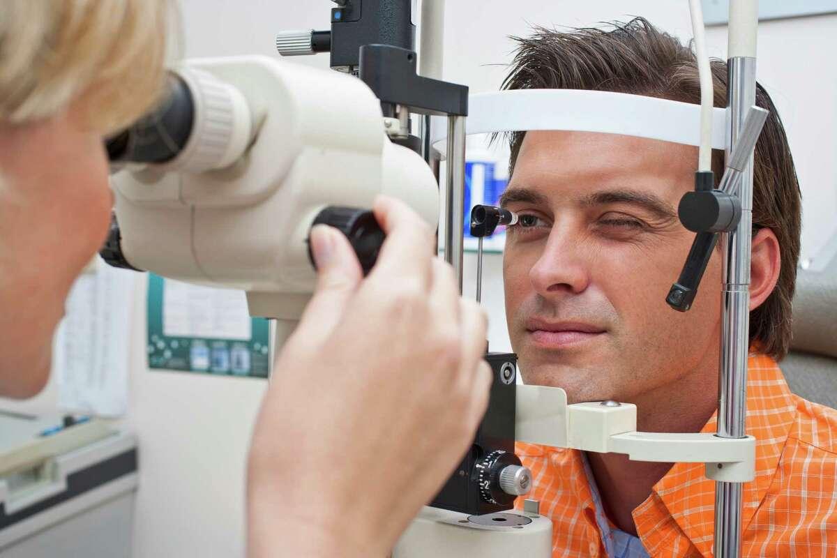 Glassdoor's jobs suffering from gender pay gap worst 9. Optician: 17.3%pay gap