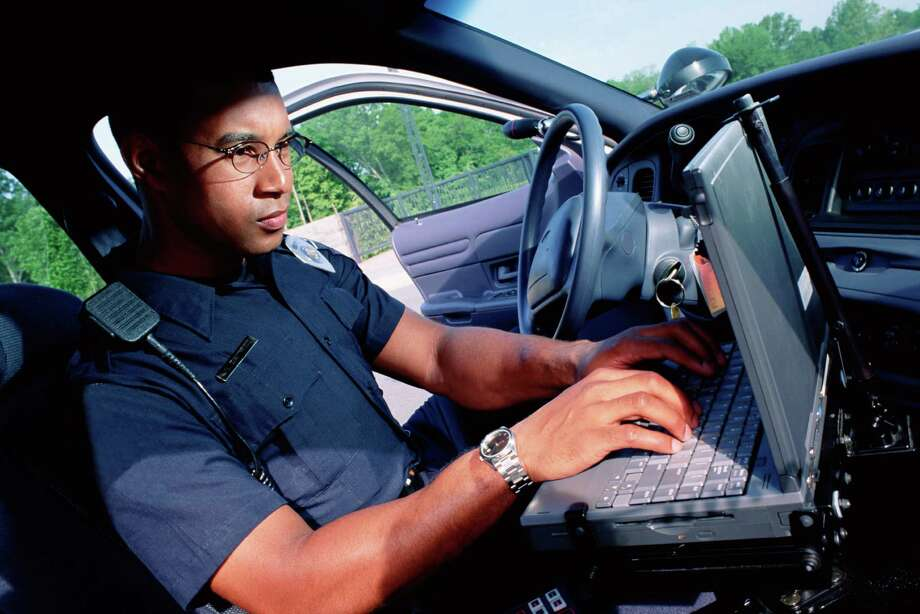 Those wanting to go into law enforcement can apply with HPD and Harris County Sheriff's Office. / Comstock Images