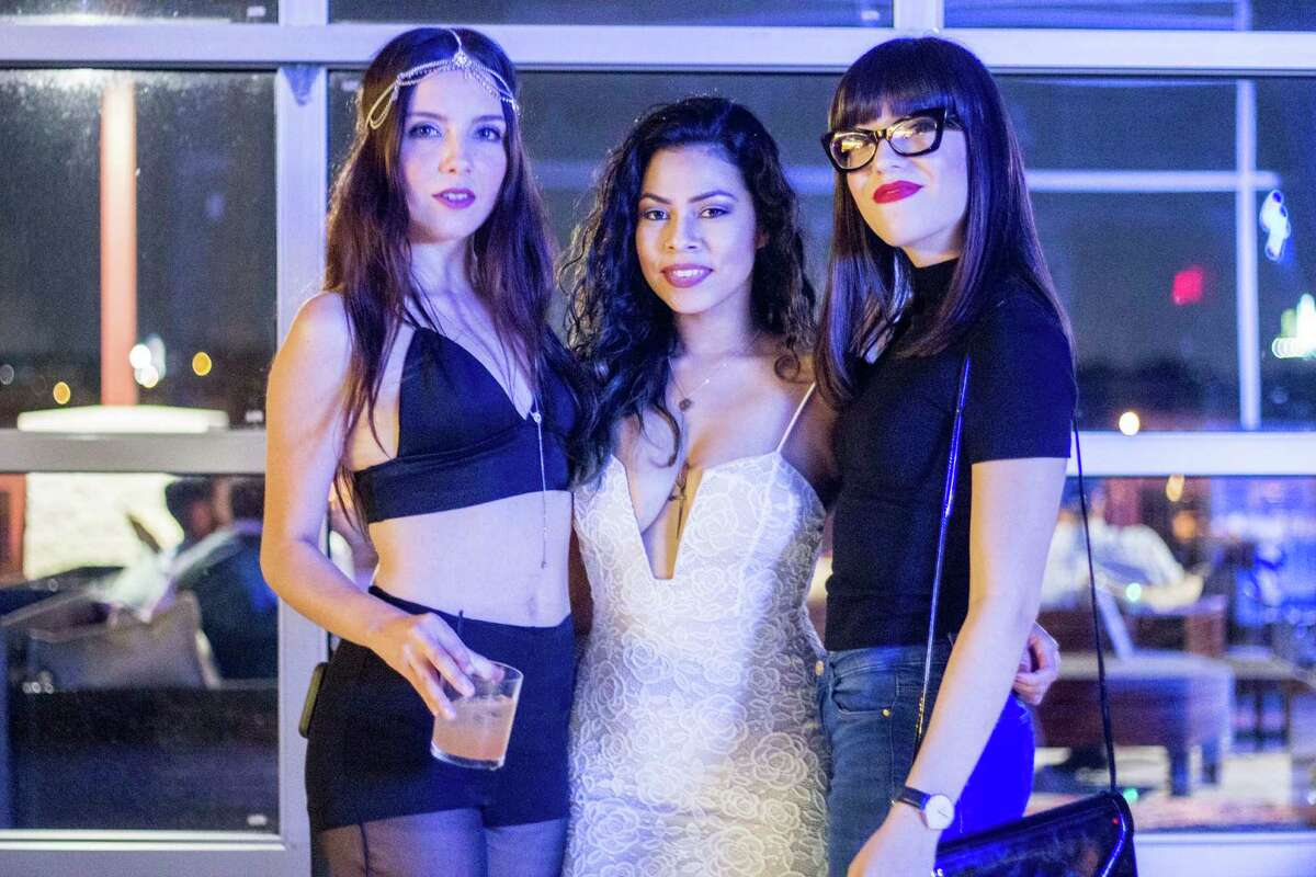 The 8,000-square-foot rooftop craft cocktail bar Paramour opened Thursday night, Aug. 27, 2015. The bar sits atop the Phipps Building at 102 9th St., Ste 400, and will be open every day from 4 p.m. to 2 a.m.