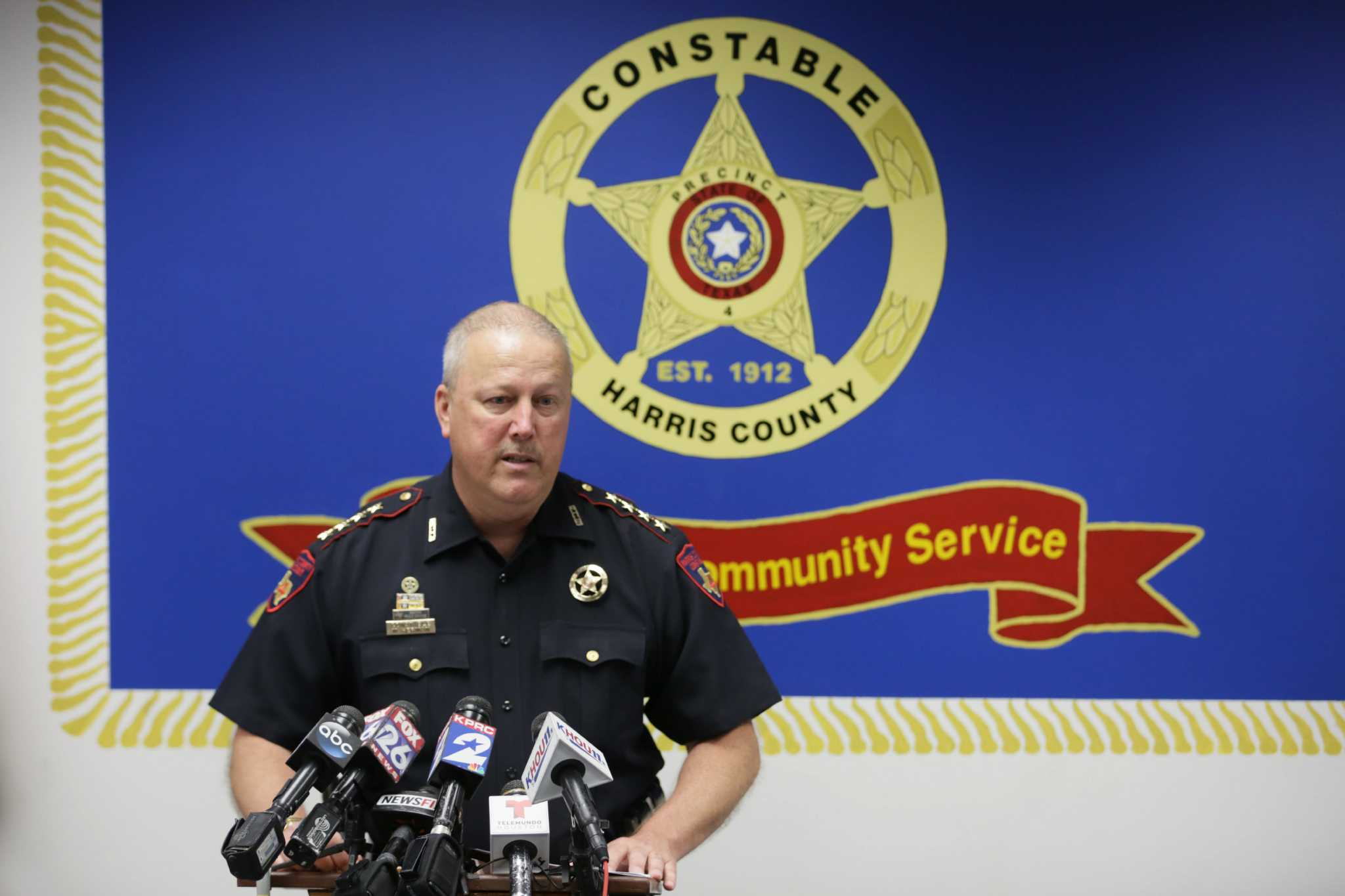 harris county constable 3 arrest record