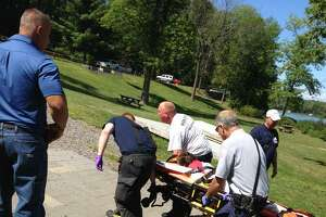 Cops: Girl struck by boat in Mohawk River when she fell from it - Photo
