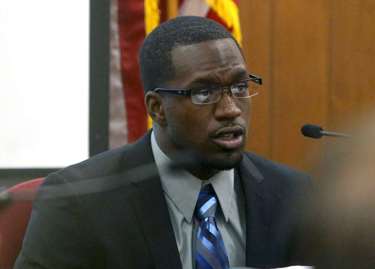 Aug. 21, 2015 Elliott's conviction appeared to receive little attention outside of Waco until Pearland graduate Sam Ukwuachu is convicted of sexually assaulting another student and later sentenced to six months in jail and probation. Ukwuachu was an All-American defensive end at Boise State before being dismissed from the team and transferring to Baylor. He never played for the Bears after being ruled ineligible in 2013 and suspended in 2014. Chris Petersen, Boise State coach at the time, says he