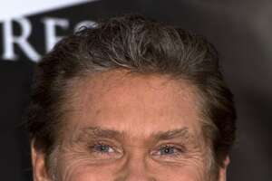 David Hasselhoff and other celebs slapped with water-use citations - Photo