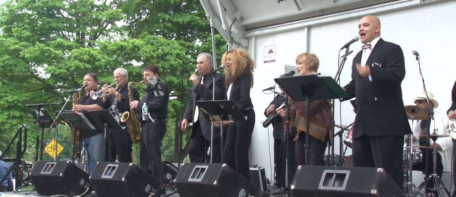 Tim Currie's Motown Band will play everyone's favorites at the Aldrich Contemporary Art Museum's First Fridays event on Friday, Sept. 4, in Ridgefield. Photo: Contributed Photo