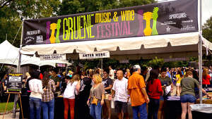 Held Columbus Day Weekend in October. October 8-11, 2015.  Visit  Gruene Music and Wine Festival  for more information.