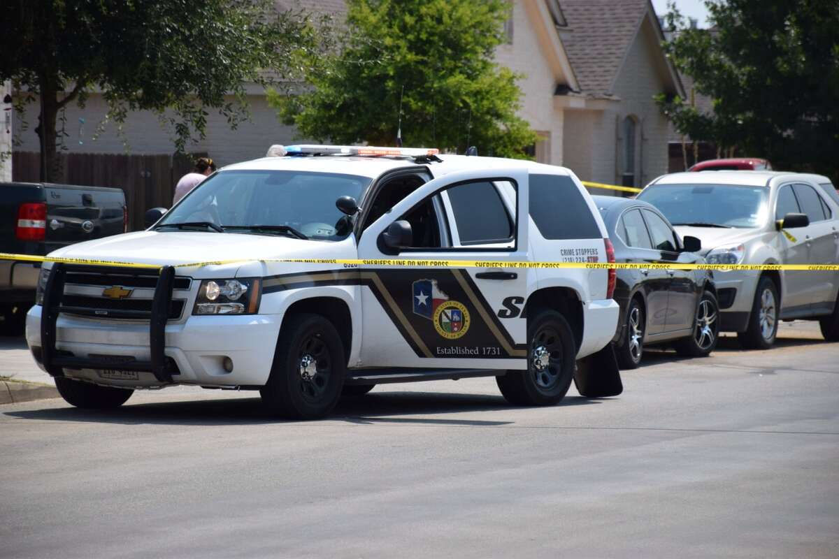 2. $634,623 - Dash cams for sheriff's vehicles Photo: Bexar County Sheriff's deputies investigate the scene of an officer involved shooting in the 24000 block of Walnut Pass on August 28, 2015.