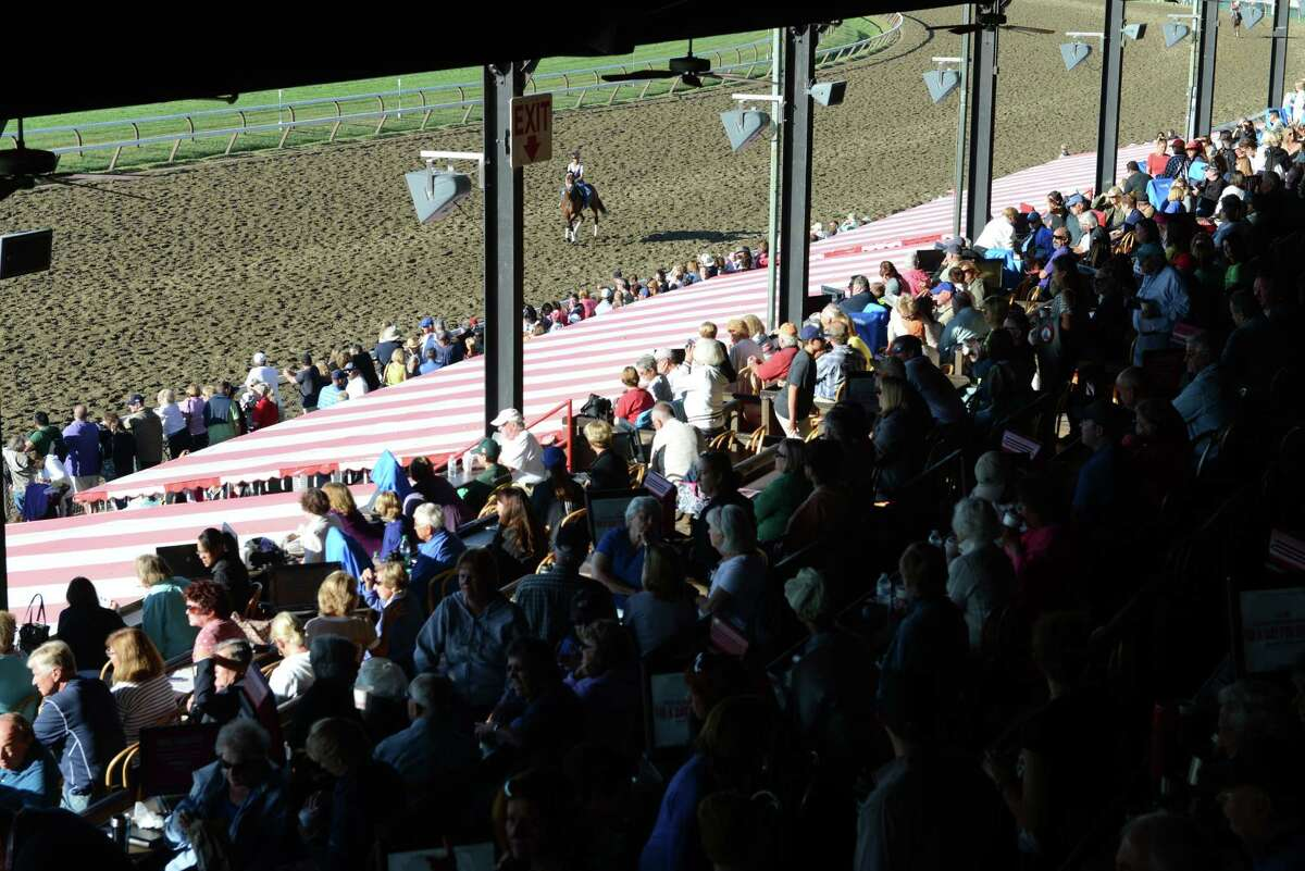 General admission to the clubhouse Regular: $10 Travers: $25