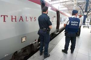 France train attack draws scrutiny of European rail safety - Photo