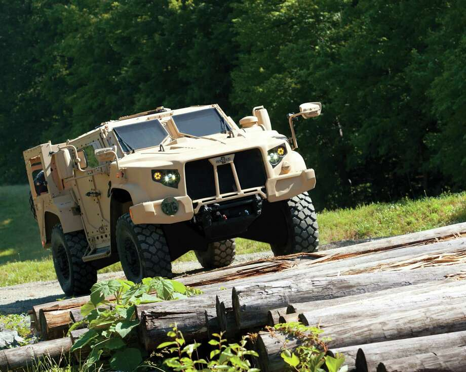 The U.S. Army awarded a $6.7 billion contract to Oshkosh Defense over Lockheed Martin and AM General to build the replacement for the Humvee. Photo: Oshkosh Defense