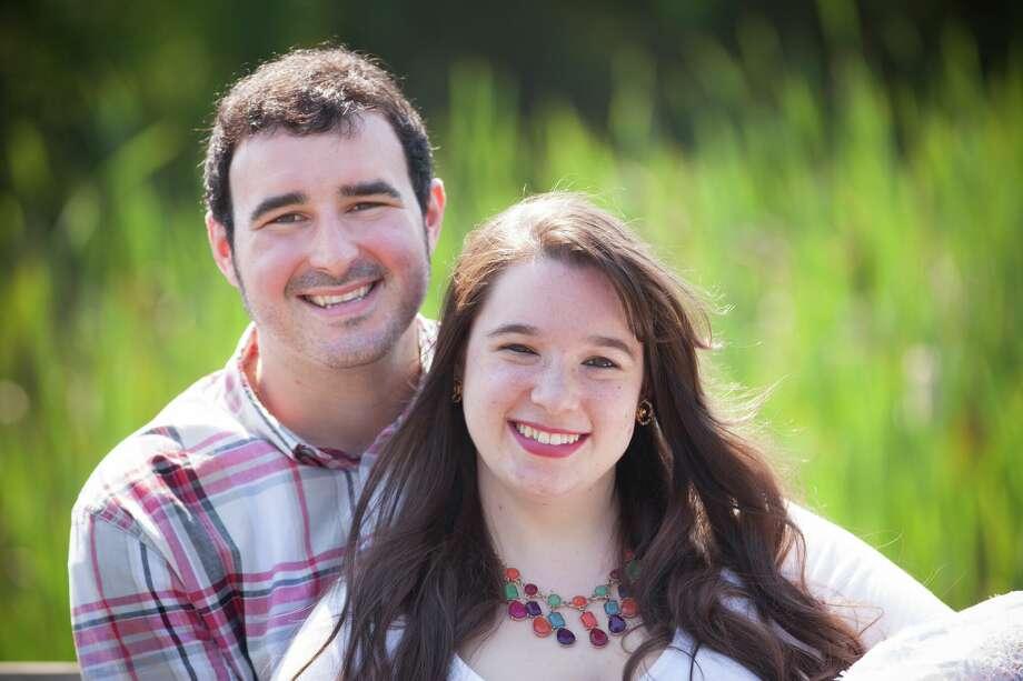 Joseph Lee Dobbins and Elizabeth Pasquarella Reale. Photo: Contributed