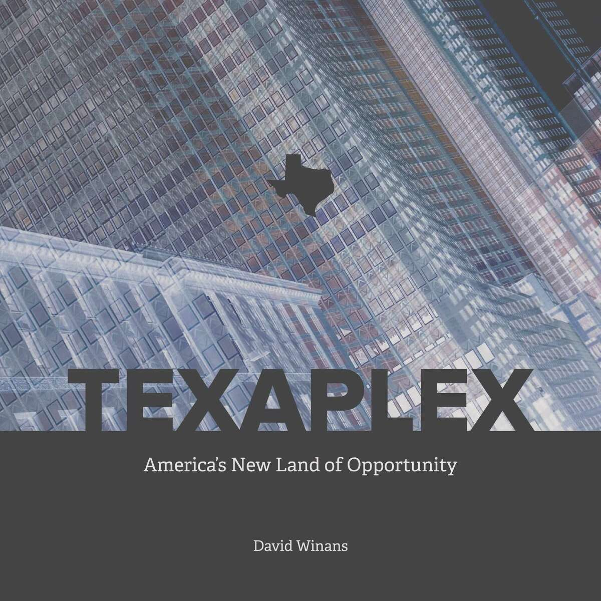 Book cover of Texaplex, written by Dallas Realtor David Winans.