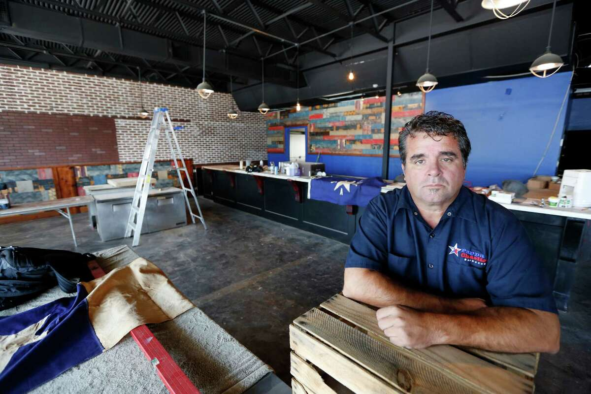 Wesley Jurena is leasing space that could be acquired and demolished by TxDOT for a highway project.