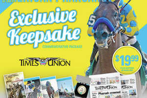 American Pharoah Exclusive Keepsake - Photo
