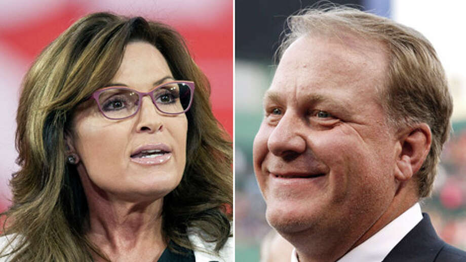 Sarah Palin has come to the defense of Curt Schilling after he was pulled from ESPN's airwaves this week following a controversial tweet he sent.Click through the gallery to see other notable social media missteps involving sports figures.