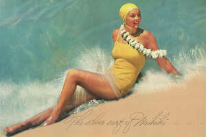 Matson liner travel ads reveal Hawaii's fascinating tourism history - Photo