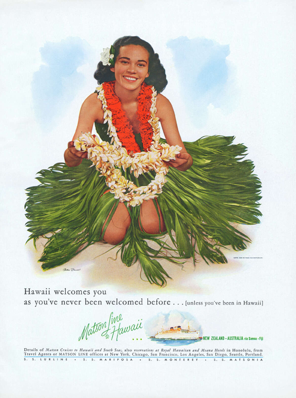 Hawaii welcomes you: Celebrity photographer Anton Bruehl