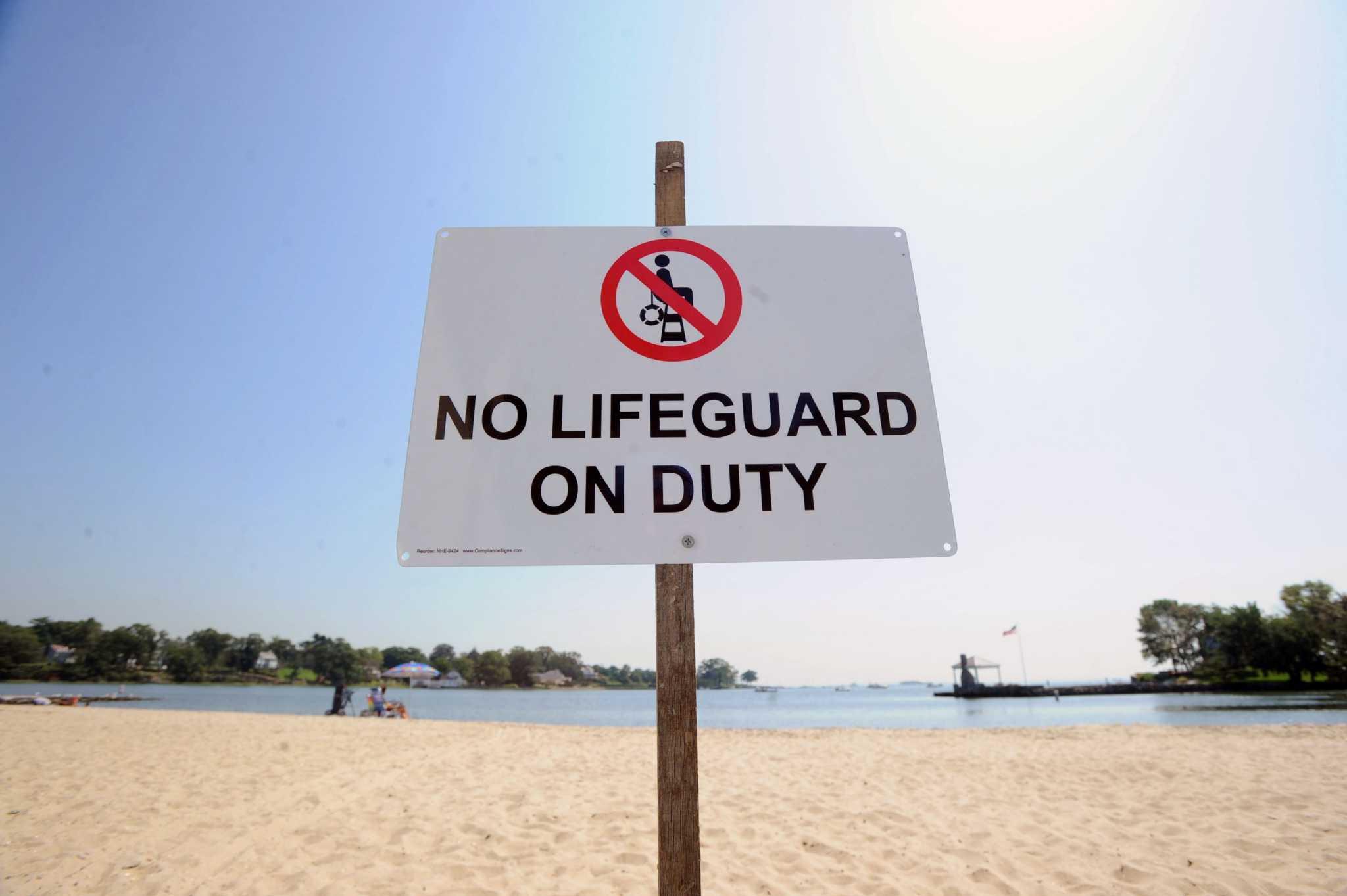 Deep Fewer Lifeguards At State Beaches Newstimes