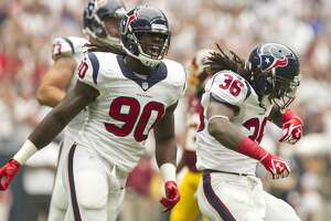 Texans' Jadeveon Clowney won't play in any preseason games - Photo