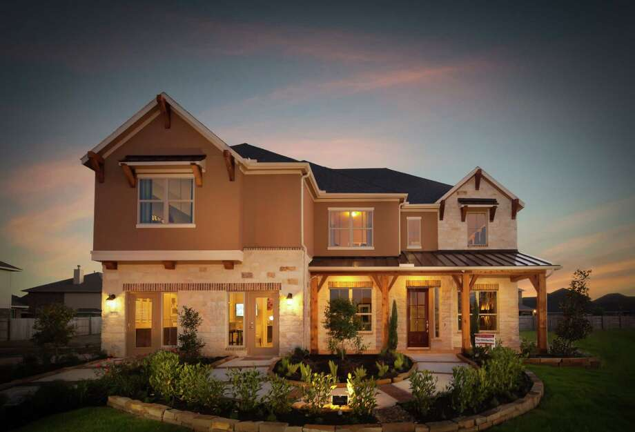 On FM 1463 near Fry Road, this enclave community features homes from the upper $200,000s to low $400,000s.
