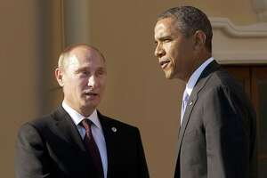 Obama's weakness a bonanza for Putin - Photo