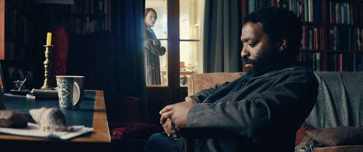 """Still of Chiwetel Ejiofor in """"Z for Zachariah."""" (Roadside Attractions)"""
