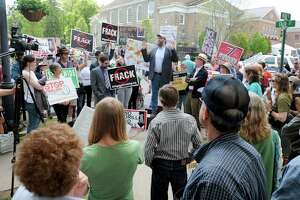 Anti-frackers say upstate secessionists are a 'small fraction' - Photo
