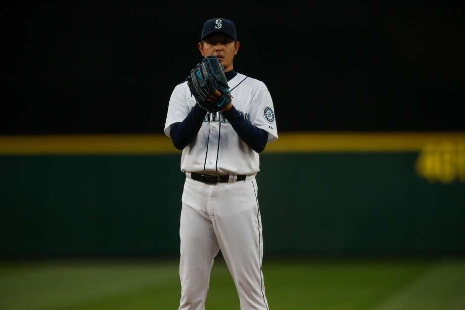 It's decision time on right-hander Hisashi Iwakuma. The 34-year-old became a free agent Monday, and he's due a sizable raise after going 47-25 with a 3.17 ERA in 97 starts (111 appearances) during his first four seasons with the Mariners.The front office has until Friday to extend Iwakuma a qualifying offer -- valued at $15.8 million -- before the market can bid on him. If he chooses to decline the qualifying offer, the team that signs him would have to surrender their highest non-protected draft pick. Photo: Otto Greule Jr, Getty Images