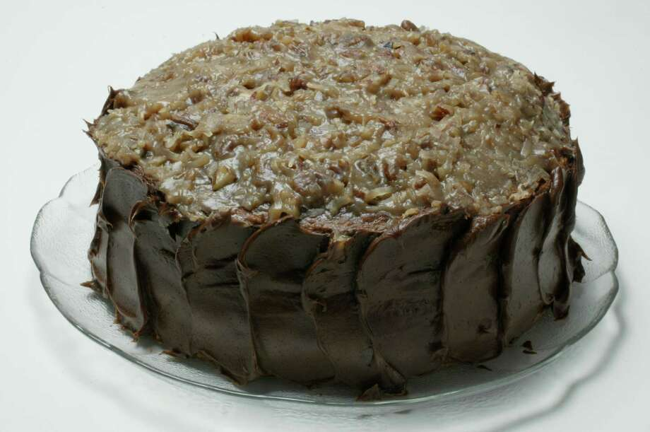 Mrs George Calay S German Chocolate Cake