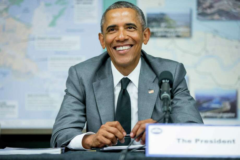 President Barack Obama has issued an executive order asking agencies to use behavioral sciences to impact Americans' decision-making. Predictably, many online conspiracy theorists freaked out. Photo: Andrew Harnik, Associated Press / AP
