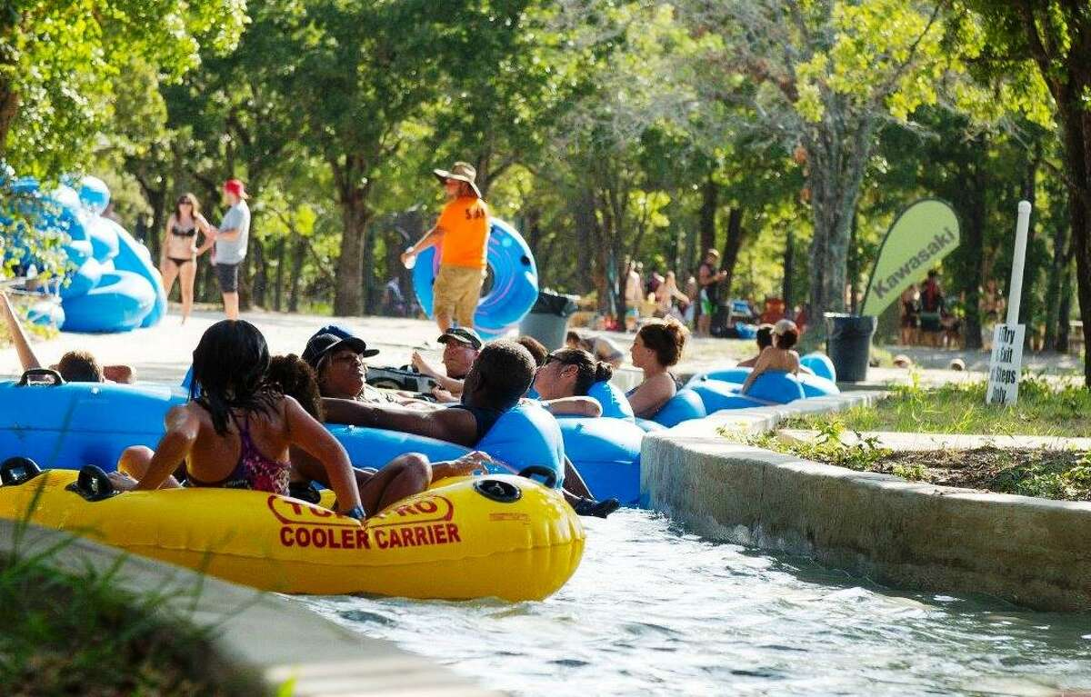 At more than 3,000 feet in length, the lazy river at BSR Cable Park claims to be the longest in the world.