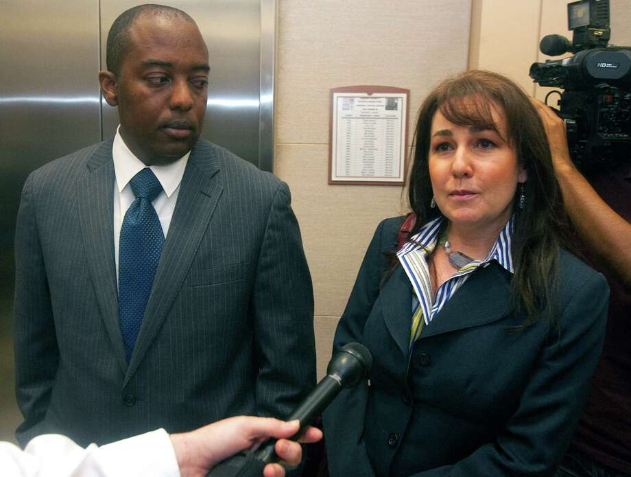 Nicole DeBorde joined two other lawyers prosecuting Attorney General Ken Paxton. Photo: Cody Duty /Houston Chronicle / © 2011 Houston Chronicle