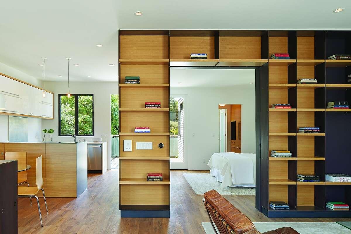 SteelHouse 1 and 2 by Zack / de Vito Architecture.