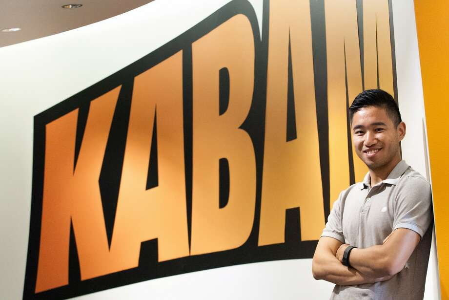 Jason Zhu, Kabam's head of UA partnerships, pictured at the company offices, Friday, Aug. 28, 2015, in San Francisco, Calif. Photo: Santiago Mejia, Special To The Chronicle