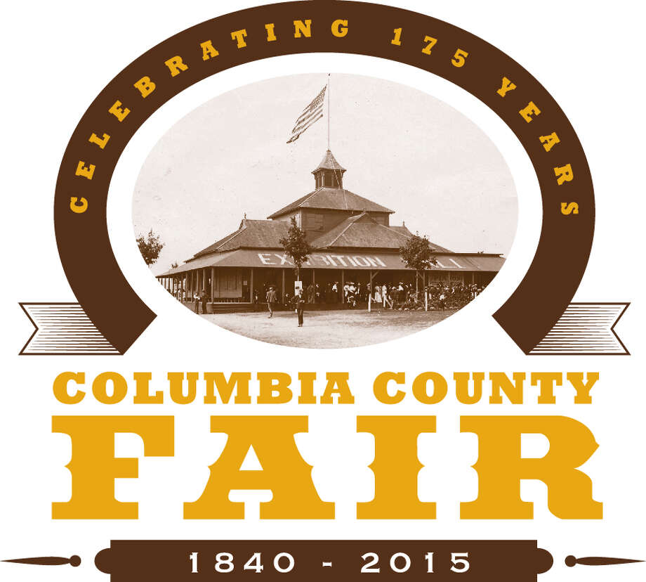 Columbia County Fair's logo. It opens Wednesday Sept. 2.