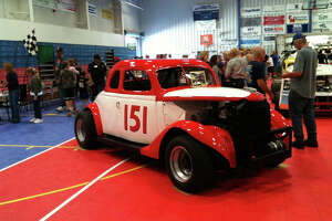 Vintage race cars to be displayed at SNYRA reunion Sept. 20 - Photo