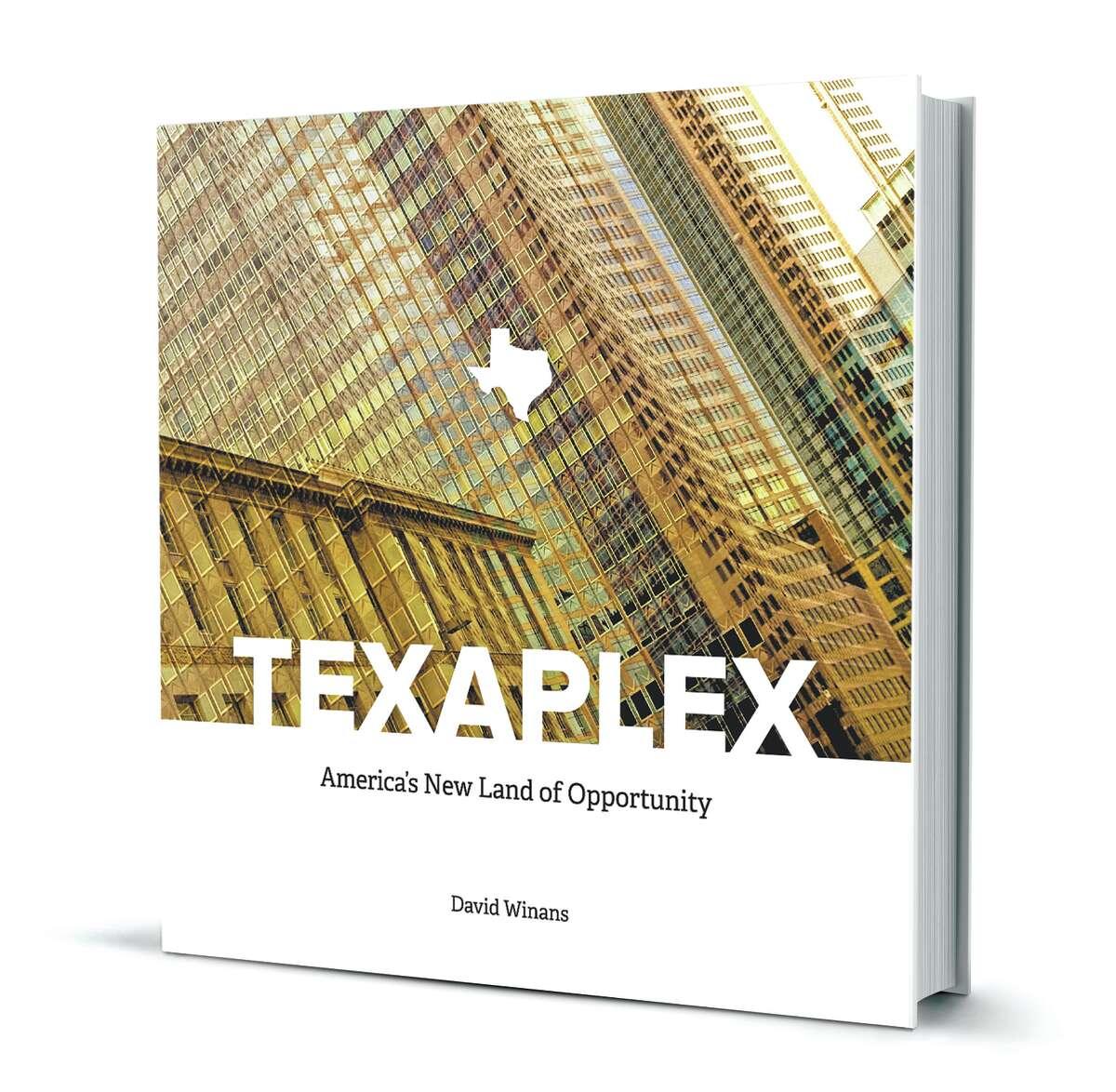 """Texaplex,"" written by Dallas real estate agent David Winans."