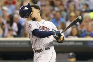 Astros shut out by Twins in series-opener at Target Field - Photo
