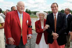 Marylou Whitney, Dinny Phipps added to Saratoga Race Course Walk of Fame - Photo