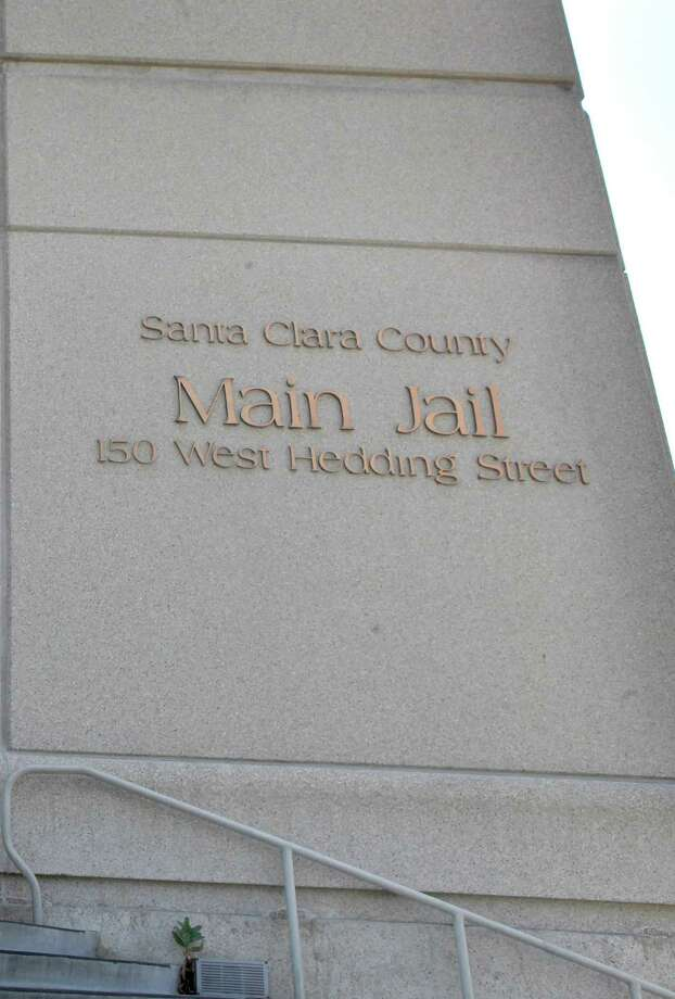 The inmate was found dead in his cell at the Santa Clara County Jail. Photo: Michael Macor / Michael Macor / The Chronicle 2009 / SFC