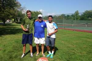 DeCoster claims 17-under title at Greenwich Town Tennis Tournament - Photo